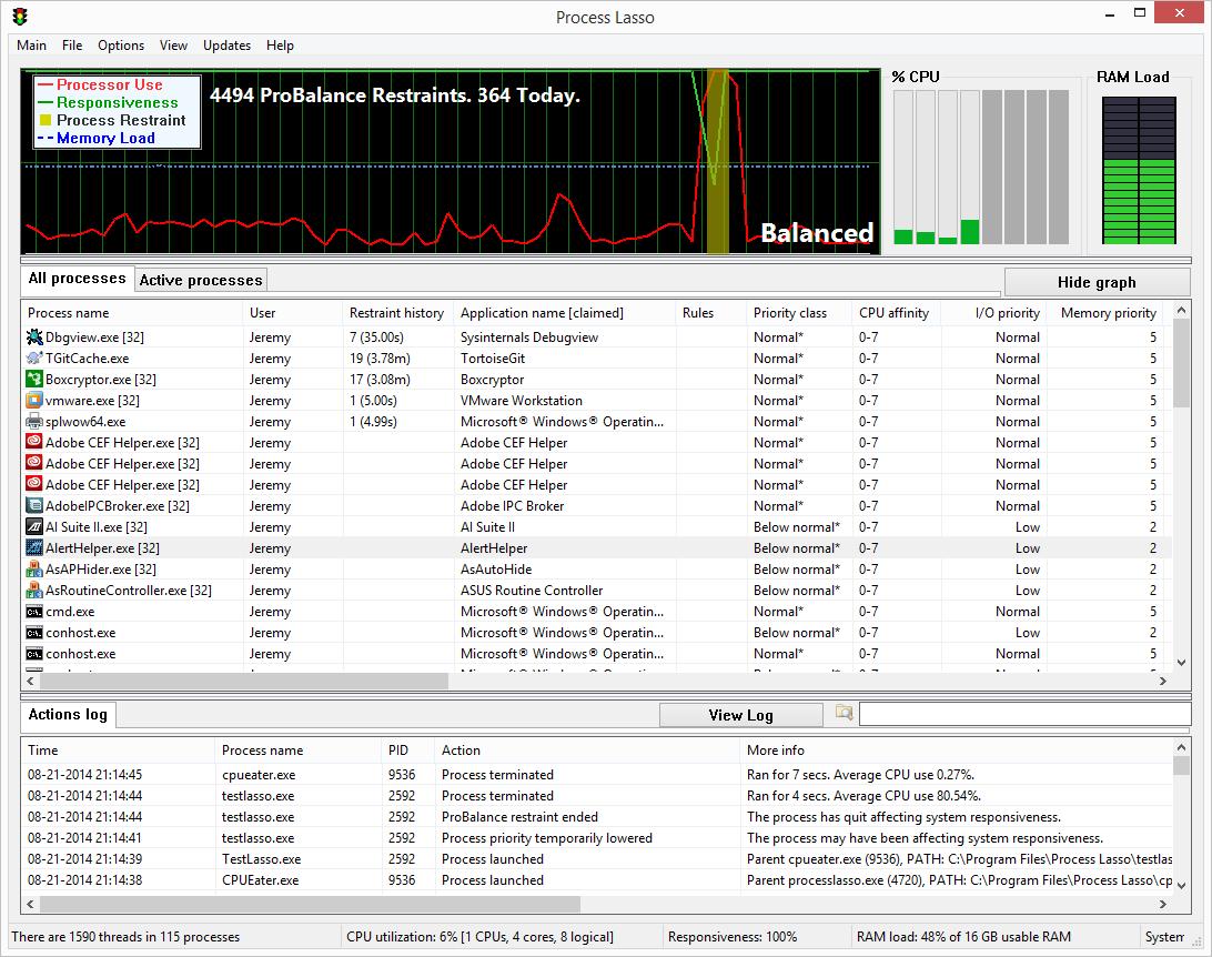 Process Lasso (64-bit)