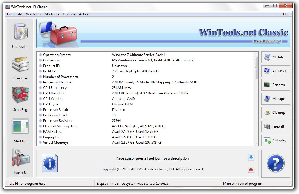 WinTools.net Classic