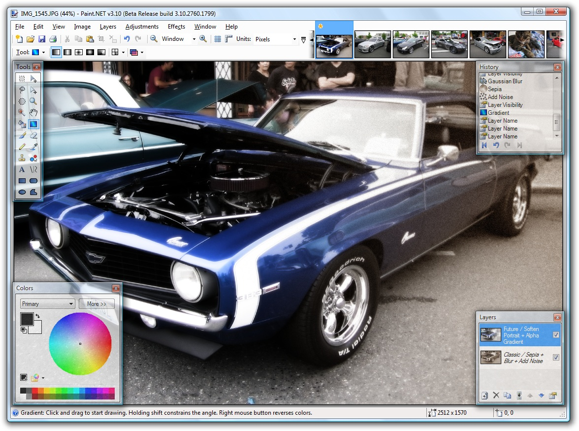 Paint.NET (Beta)