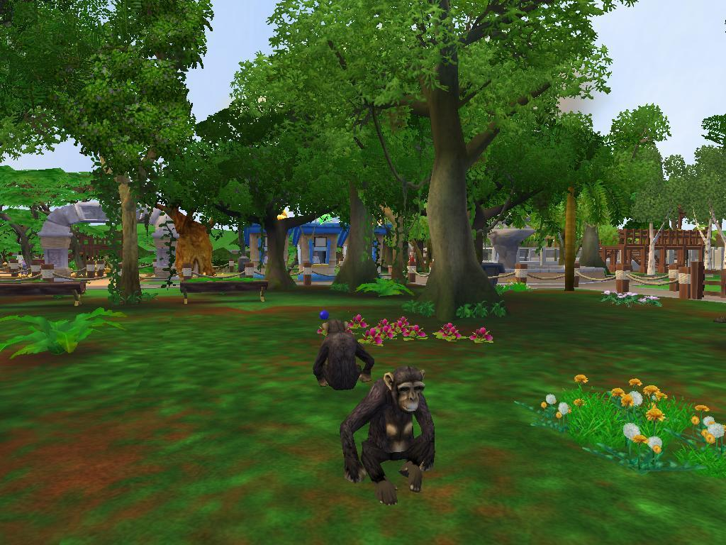 Zoo Tycoon 2 Update | FileForum