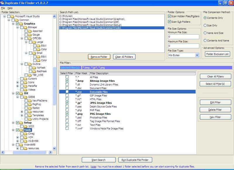 Duplicate File Finder   FileForum