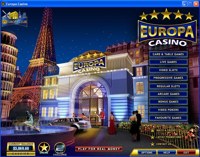 Internet Casinos In Europa