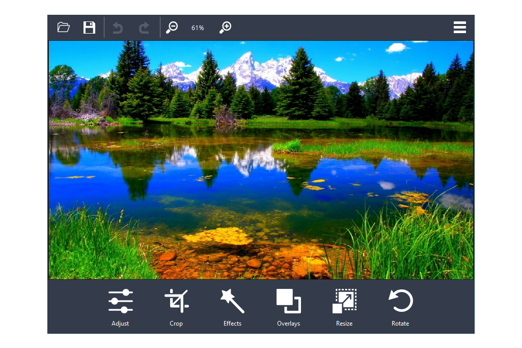 Program4Pc PC Image Editor