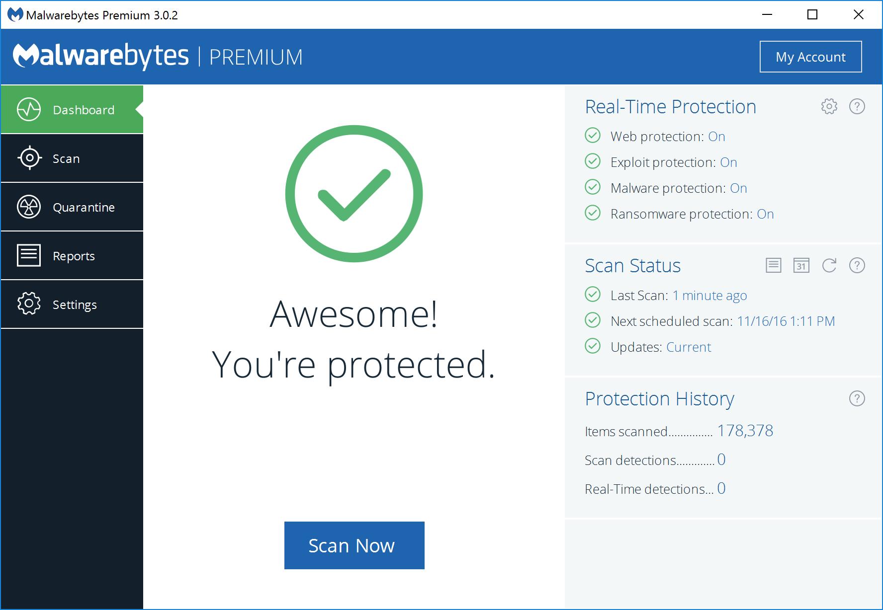 Malwarebytes (Beta)