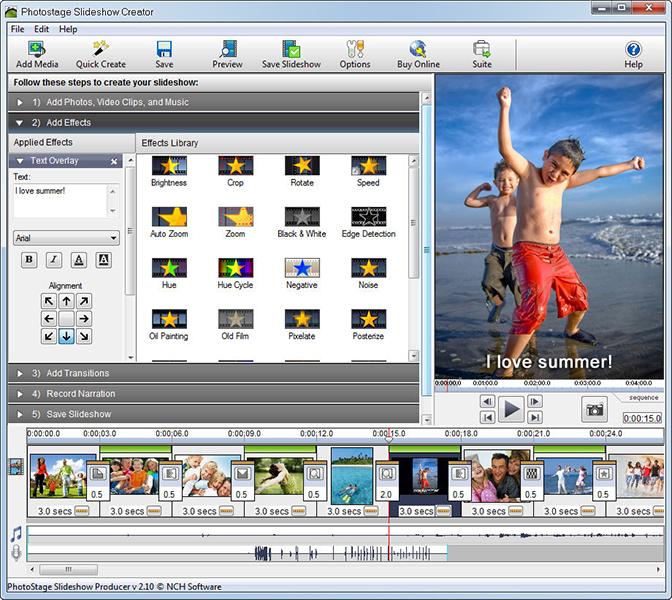 PhotoStage for Mac OS X