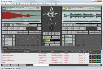 Zulu DJ Software for Mac OS X