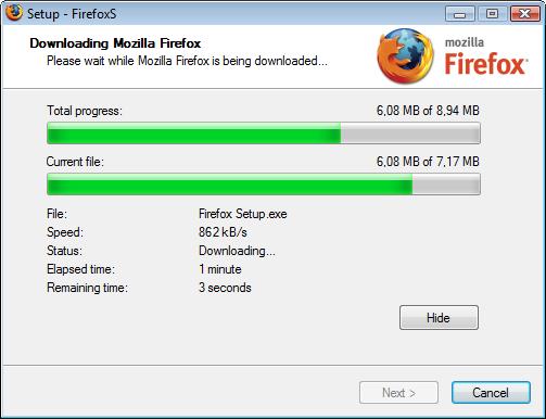 Utilu Silent Setup for Mozilla Firefox