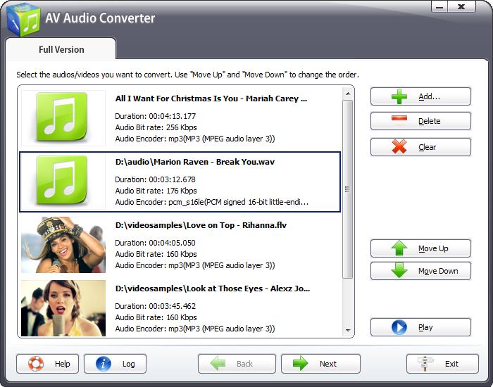 AV Audio Converter