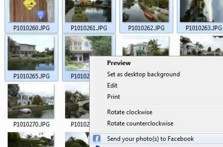 Easy Photo Uploader for Facebook