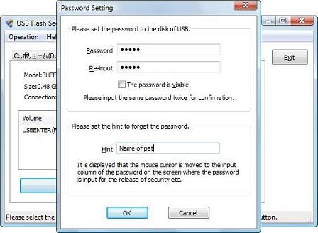 USB Flash Security+