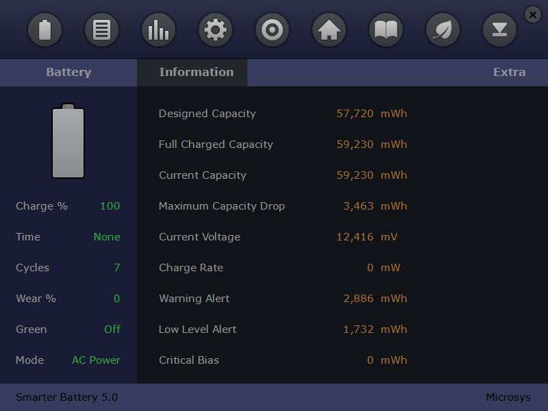 Smarter Battery