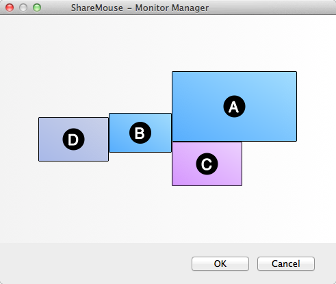 ShareMouse for Mac OS X