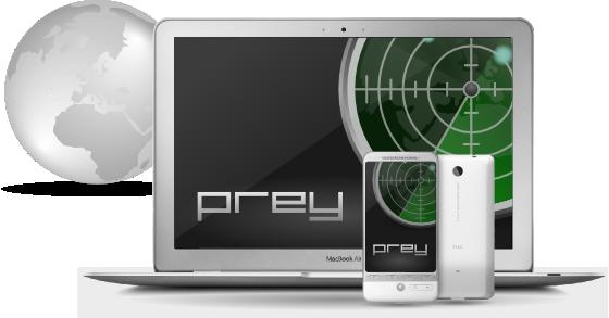 Prey for Mac OS X