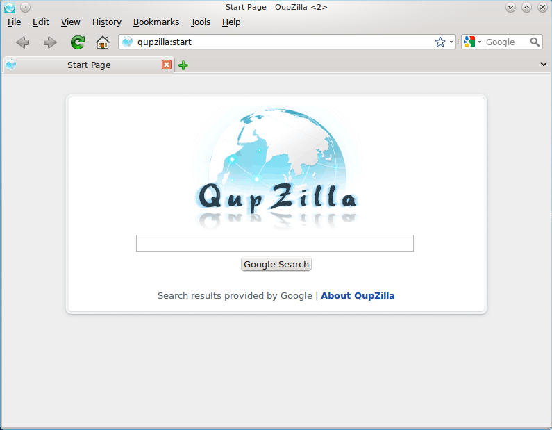 QupZilla for Linux