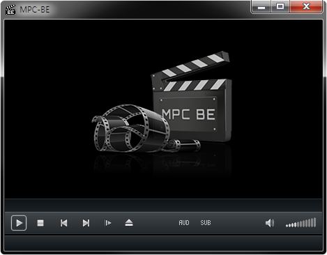 Media Player Classic - BE (64-bit)