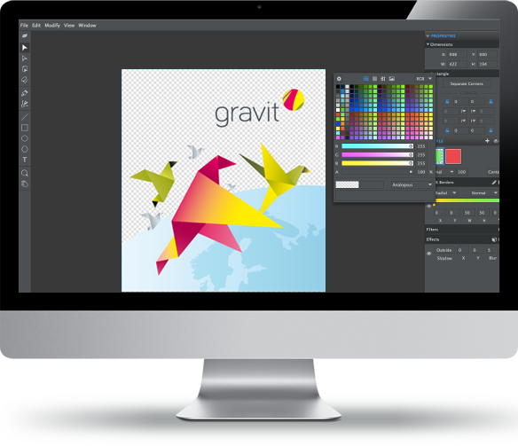 Gravit for Windows