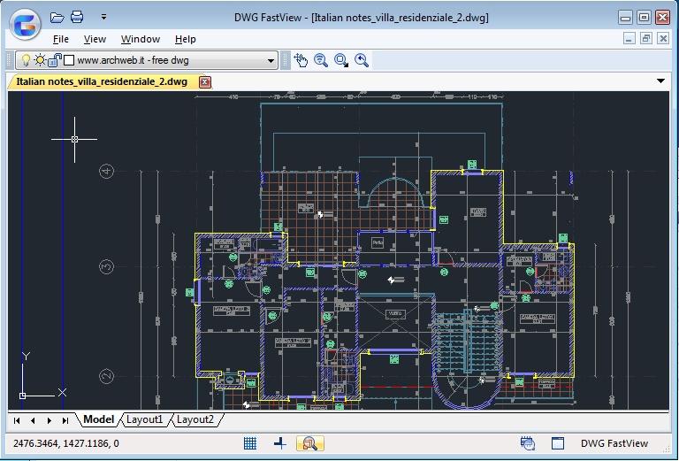 Vasca Da Bagno Archweb : Archweb dwg amazing file di autocad dwg disponibile da with