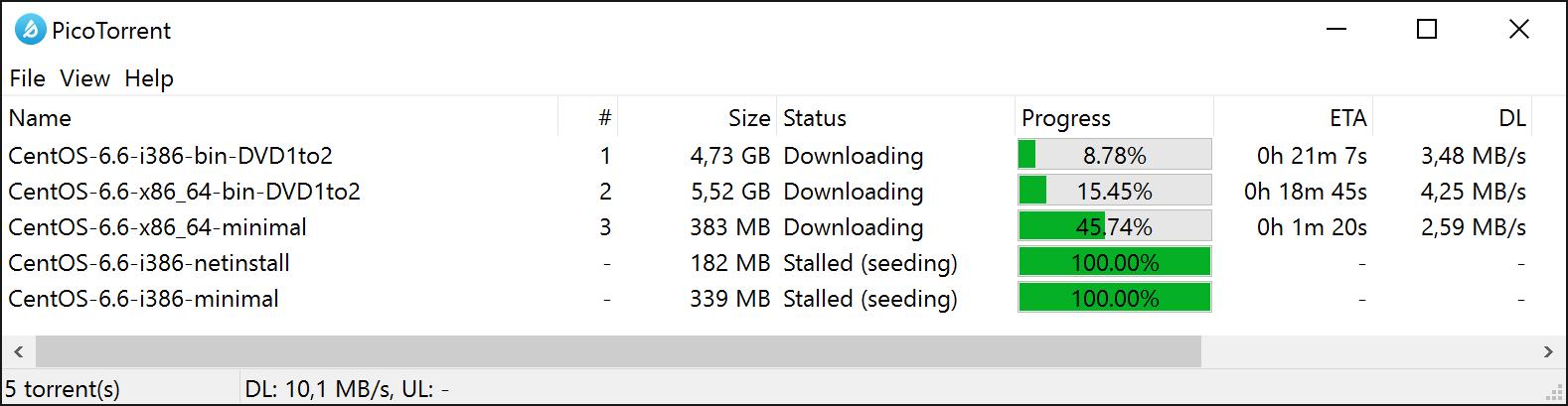 PicoTorrent (x64)