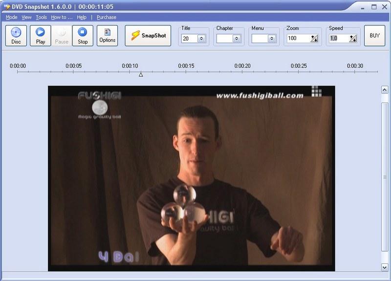 DVD Snapshot