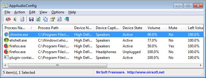 AppAudioConfig