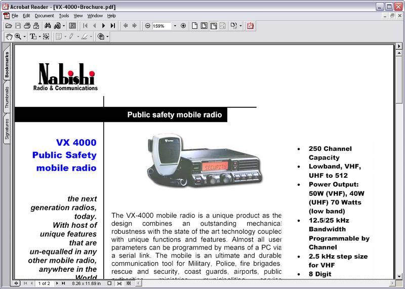 Adobe Acrobat Reader DC for Mac OS X