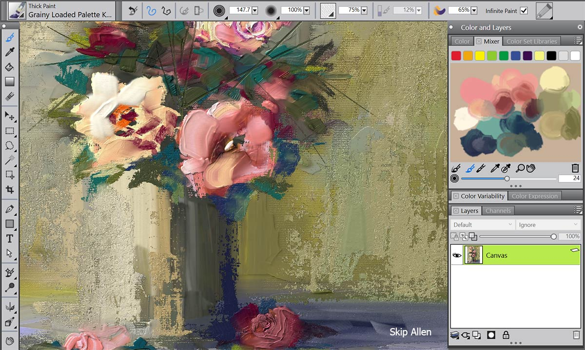 Corel Painter for Windows